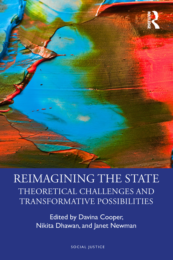 Reimagining the State: Theoretical Challenges and Transformative Possibilities book cover