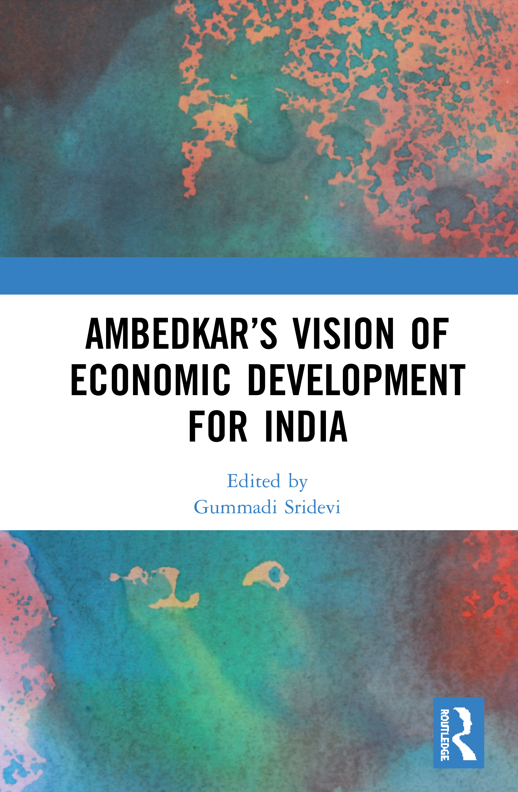 Ambedkar's Vision of Economic Development for India book cover