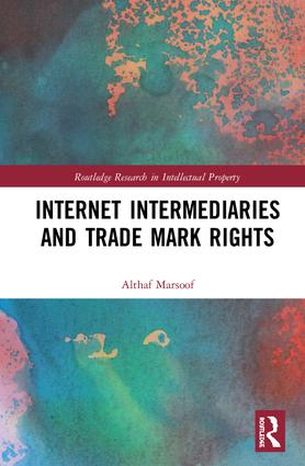Internet Intermediaries and Trade Mark Rights book cover