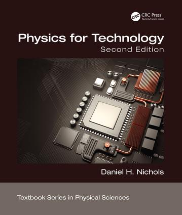 Physics for Technology, Second Edition: 2nd Edition (Hardback) book cover