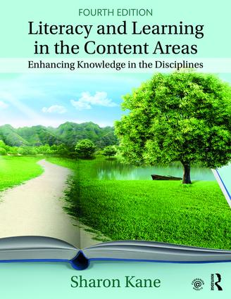 Literacy and Learning in the Content Areas: Enhancing Knowledge in the Disciplines book cover