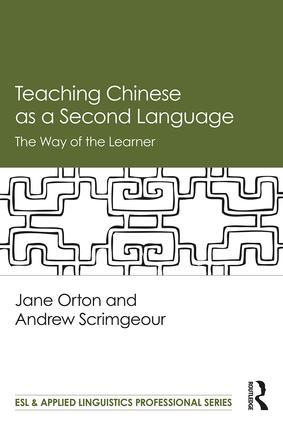 Teaching Chinese as a Second Language: The Way of the Learner book cover
