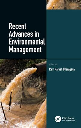 Recent Advances in Environmental Management: 1st Edition (e-Book) book cover