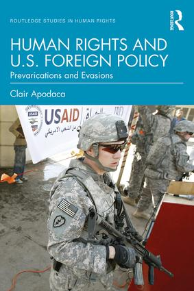 Human Rights and U.S. Foreign Policy: Prevarications and Evasions book cover