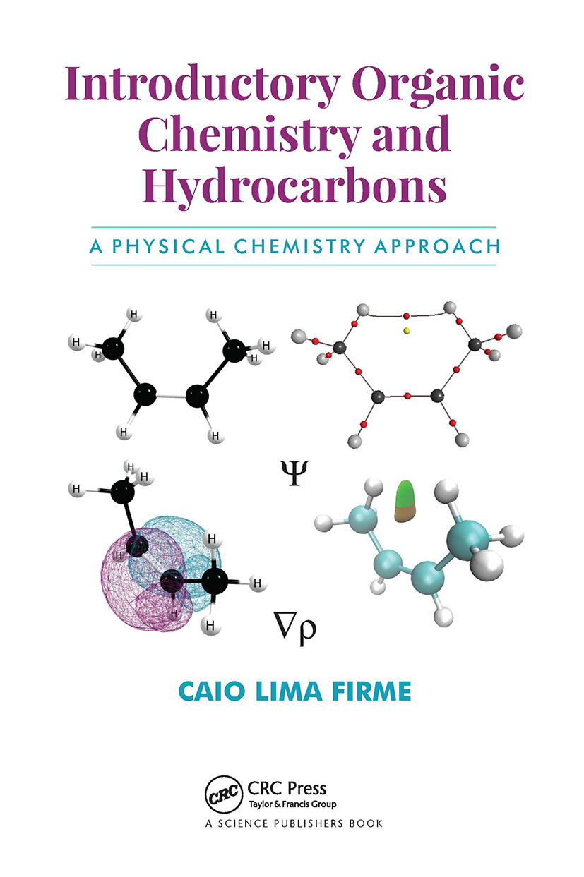Introductory Organic Chemistry and Hydrocarbons: A Physical Chemistry Approach book cover