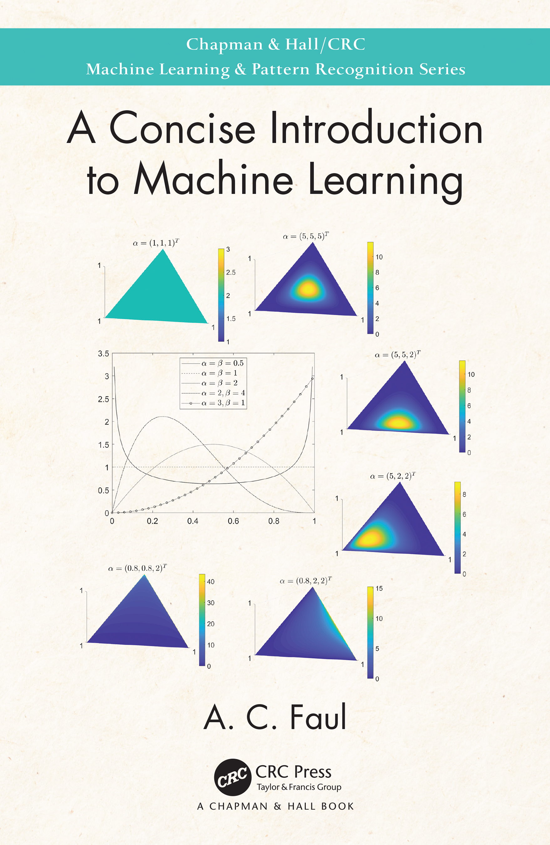 A Concise Introduction to Machine Learning book cover
