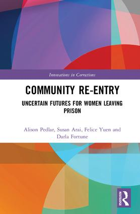 Community Re-Entry: Uncertain Futures for Women Leaving Prison book cover