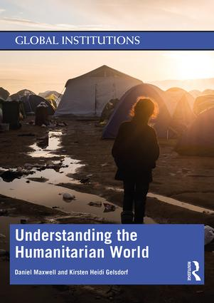 Understanding the Humanitarian World book cover