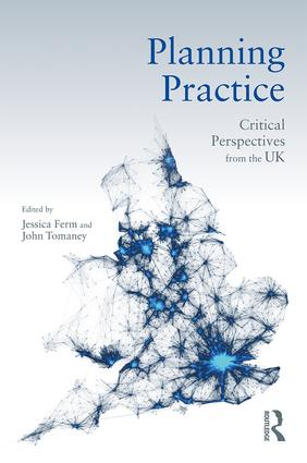 Planning Practice: Critical Perspectives from the UK book cover