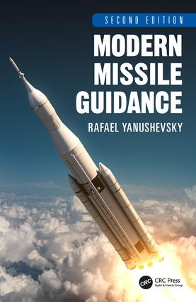 Modern Missile Guidance: 2nd Edition (Hardback) book cover