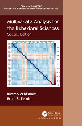 Multivariate Analysis for the Behavioral Sciences, Second Edition: 2nd Edition (Hardback) book cover