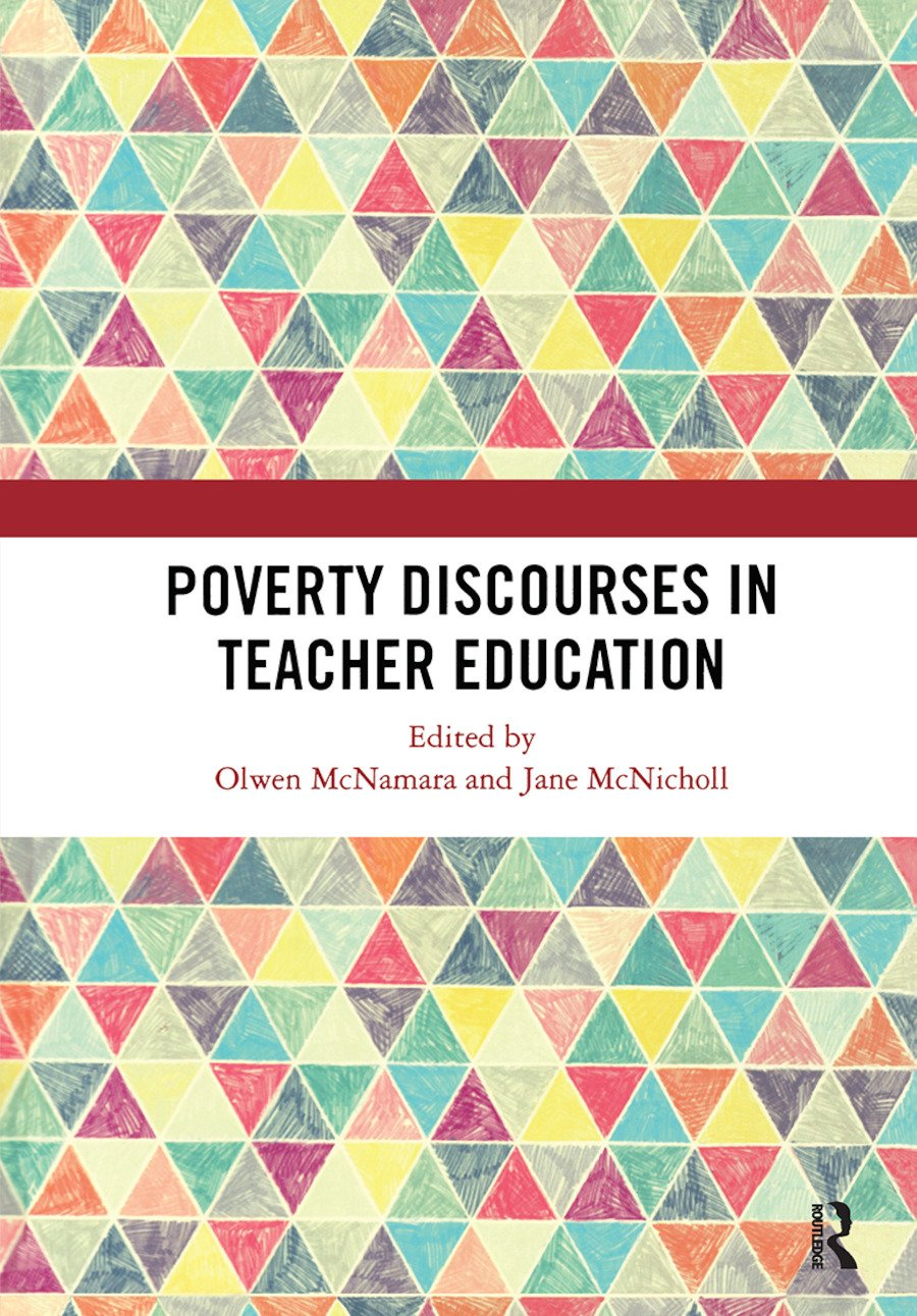 Poverty Discourses in Teacher Education: 1st Edition (Hardback) book cover
