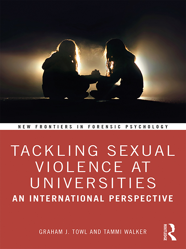 Tackling Sexual Violence at Universities: An International Perspective book cover