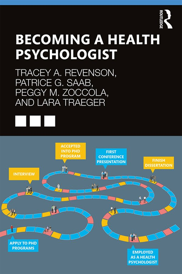 Becoming a Health Psychologist book cover