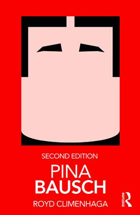 Pina Bausch book cover