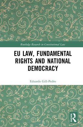 EU Law, Fundamental Rights and National Democracy book cover