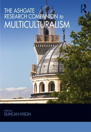 The Ashgate Research Companion to Multiculturalism: 1st Edition (Paperback) book cover