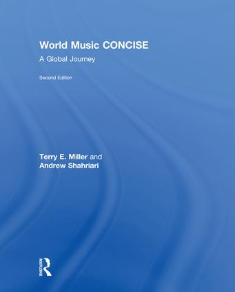 World Music CONCISE: A Global Journey, 2nd Edition (Hardback) book cover
