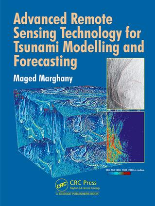 Advanced Remote Sensing Technology for Tsunami Modelling and Forecasting book cover