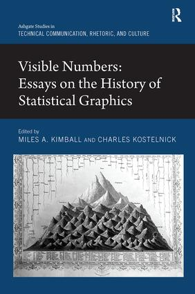 Visible Numbers: Essays on the History of Statistical Graphics book cover