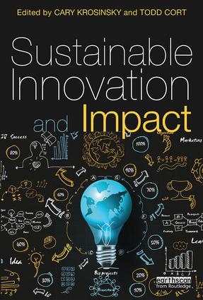 Sustainable Innovation and Impact: 1st Edition (e-Book) book cover