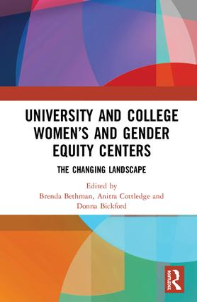 University and College Women's and Gender Equity Centers: The Changing Landscape book cover