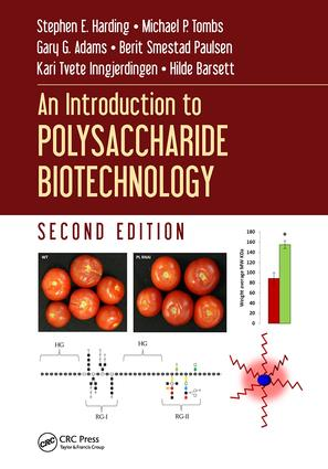An Introduction to Polysaccharide Biotechnology: 2nd Edition (Paperback) book cover
