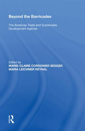 Beyond the Barricades: The Americas Trade and Sustainable Development Agenda, 1st Edition (e-Book) book cover