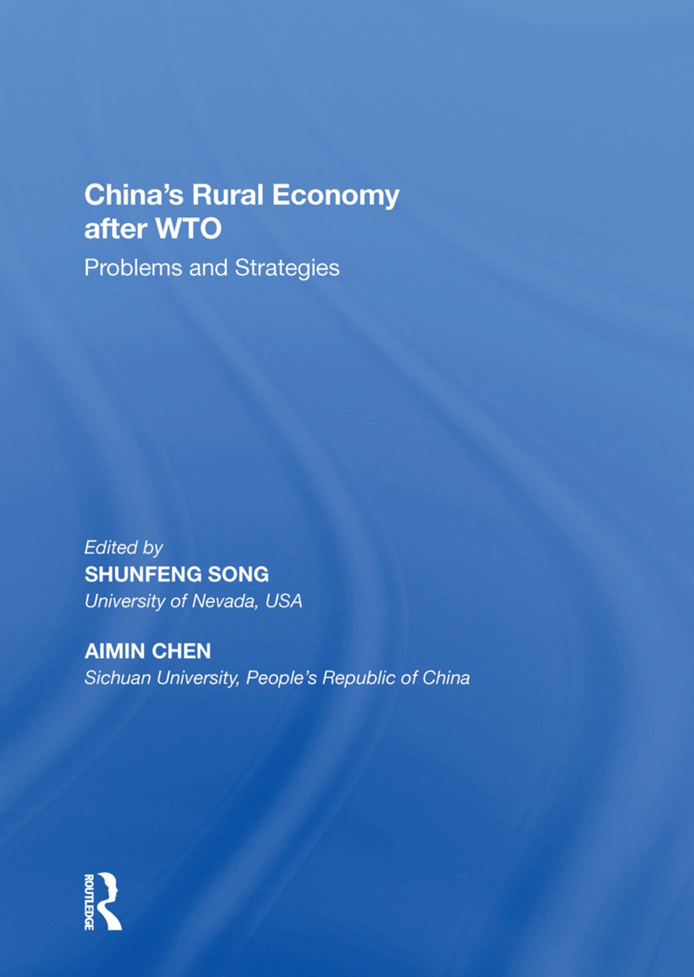 China's Rural Economy after WTO: Problems and Strategies book cover