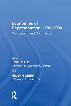 Economies of Representation, 1790–2000