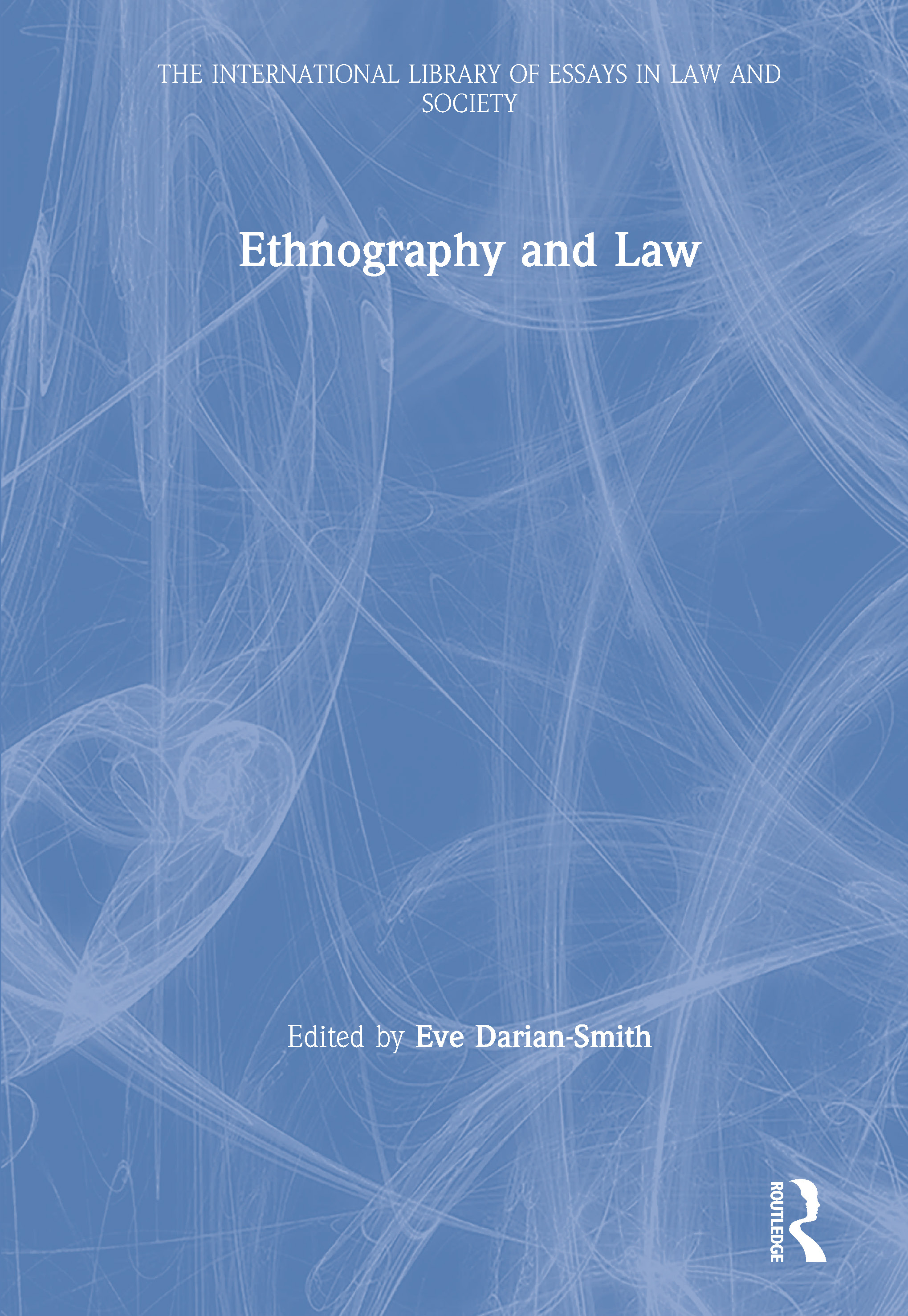 Ethnography and Law: 1st Edition (Hardback) book cover