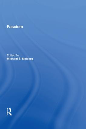 What Fascism Is Not: Thoughts on the Deflation of a Concept