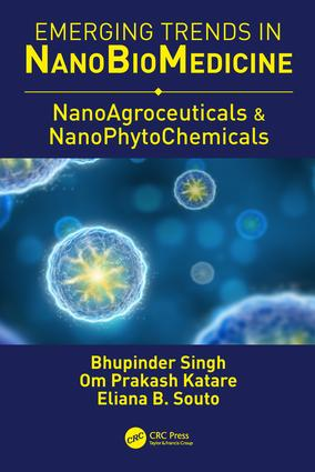 NanoAgroceuticals & NanoPhytoChemicals: 1st Edition (Hardback) book cover