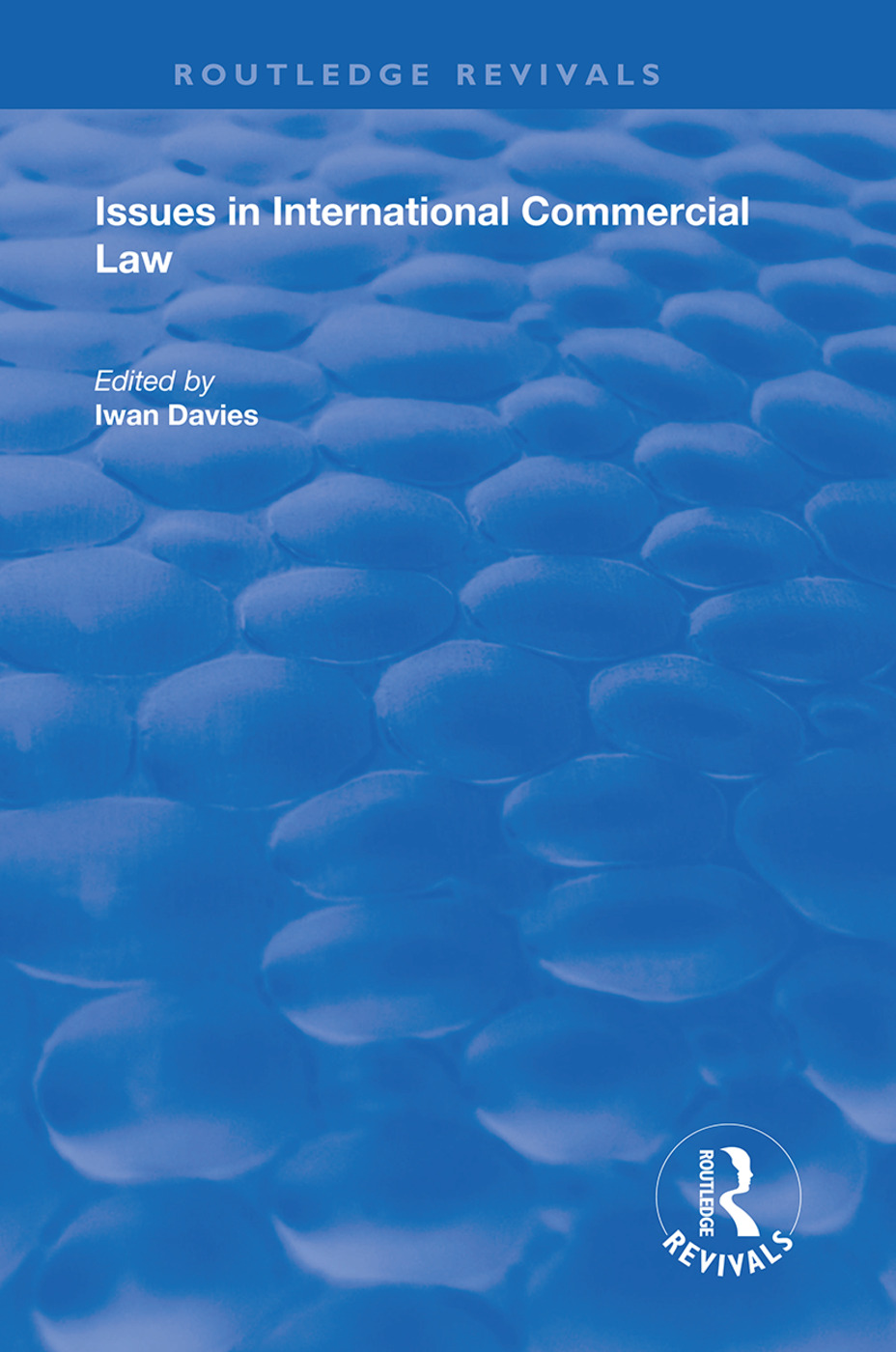 Issues in International Commercial Law: 1st Edition (Hardback) book cover