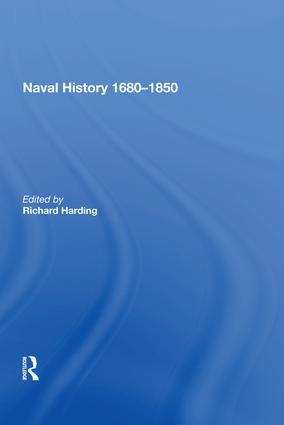 Naval History 1680�1850: 1st Edition (e-Book) book cover