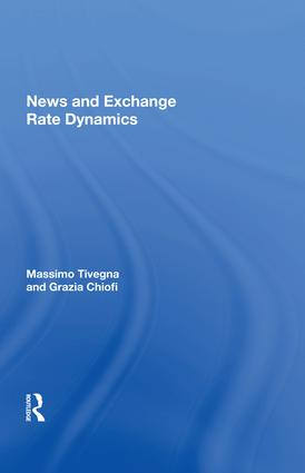 News and Exchange Rate Dynamics: 1st Edition (Hardback) book cover