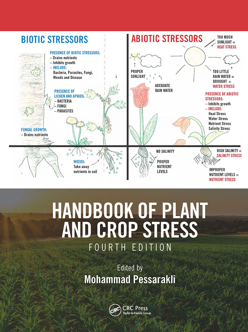 Handbook of Plant and Crop Stress, Fourth Edition book cover