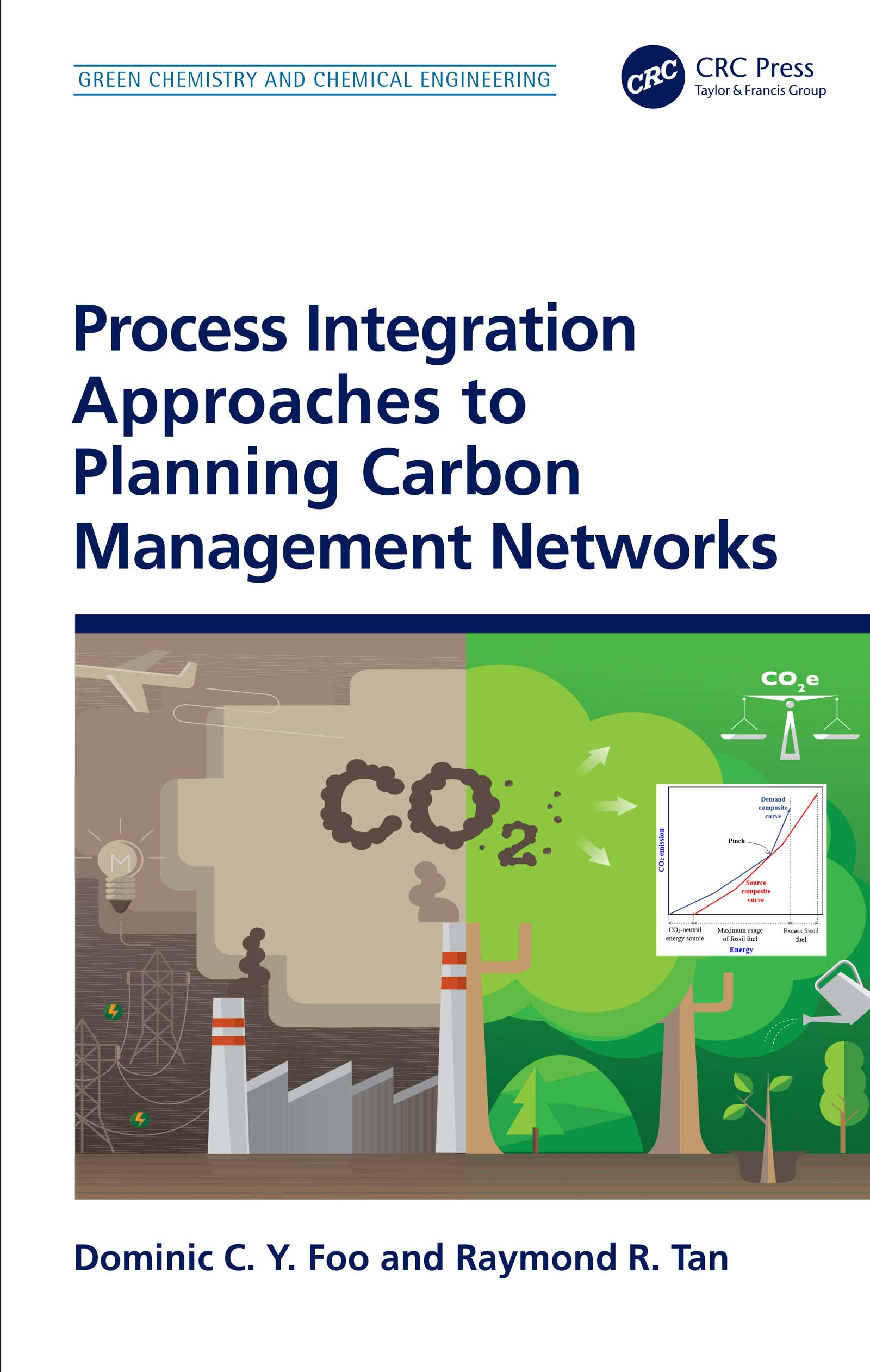 Process Integration Approaches to Planning Carbon Management Networks book cover