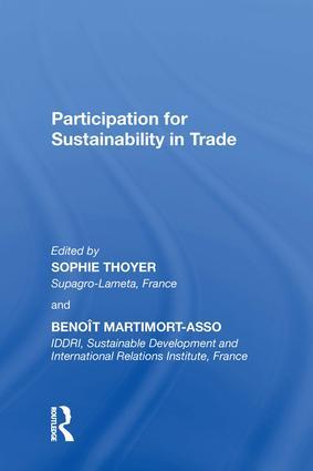 The International Agenda for Sustainable Development: International Contestatory Movements
