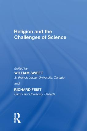 Religion and the Challenges of Science: 1st Edition (Hardback) book cover