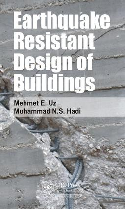 Earthquake Resistant Design of Buildings: 1st Edition (Hardback) book cover