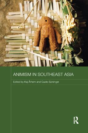 Animism in Southeast Asia: 1st Edition (Paperback) book cover