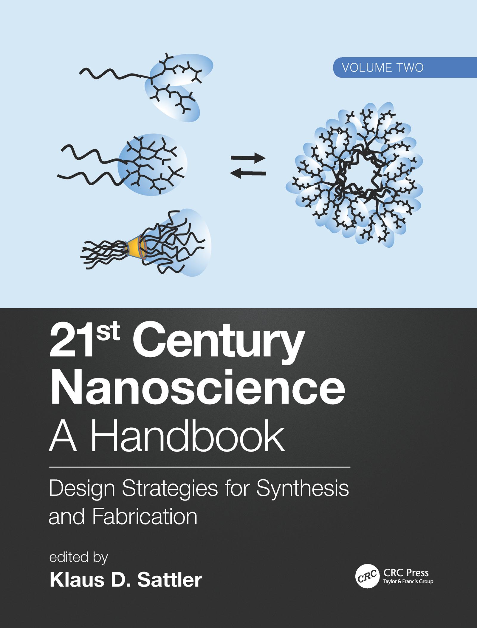 21st Century Nanoscience – A Handbook: Design Strategies for Synthesis and Fabrication (Volume Two) book cover