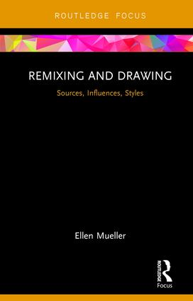 Remixing and Drawing - cover image