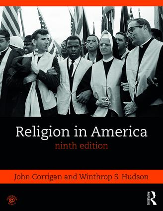 Religion in America book cover