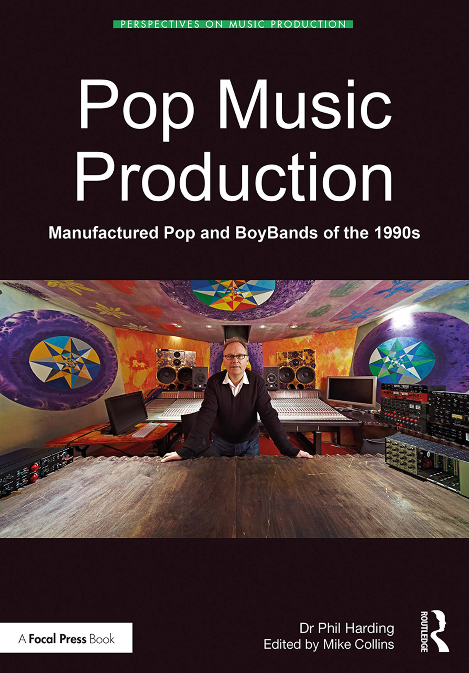 Pop Music Production: Manufactured Pop and BoyBands of the 1990s book cover