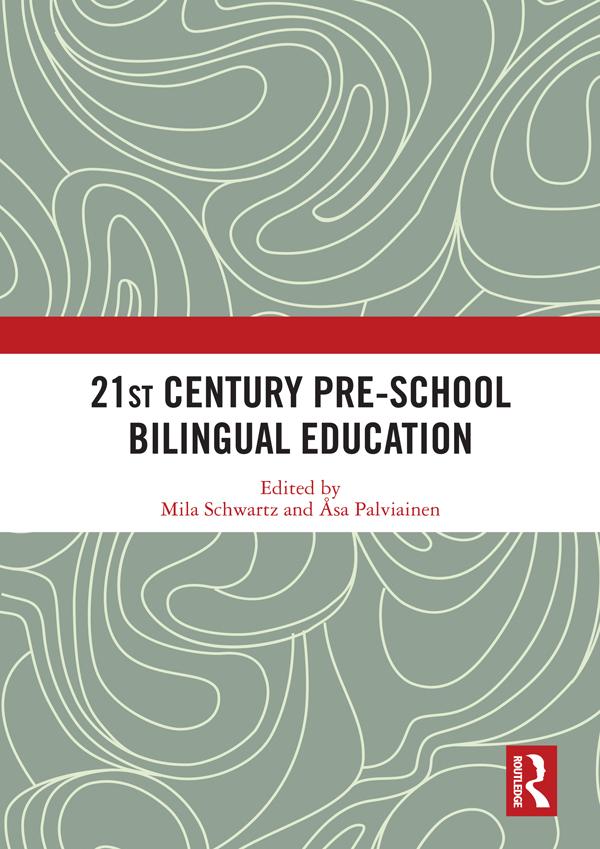 21st Century Pre-school Bilingual Education book cover