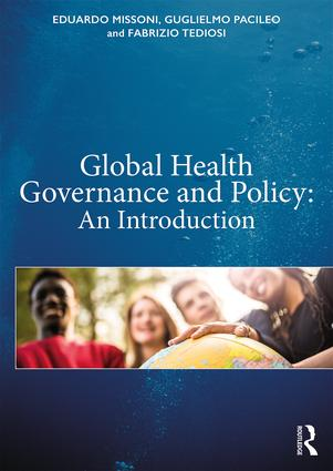Global Health Governance and Policy: An Introduction book cover