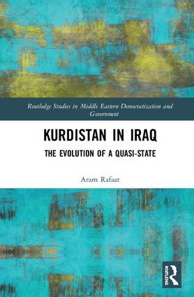 Kurdistan in Iraq: The Evolution of a Quasi-State book cover