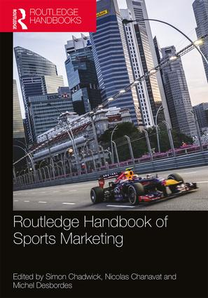 Routledge Handbook of Sports Marketing: 1st Edition (Paperback) book cover